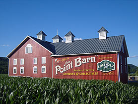 The Point Barn